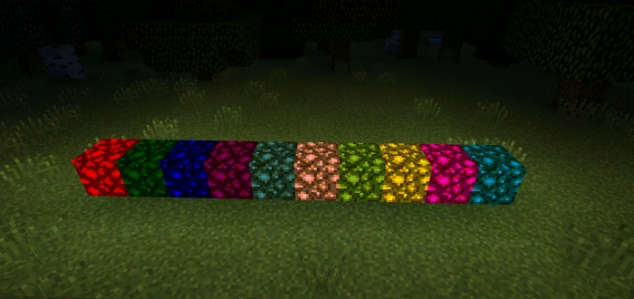 Colored Glowstone