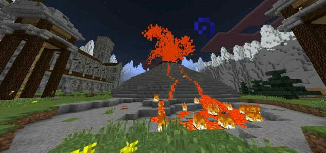 The VolcanPvP Kit PvP
