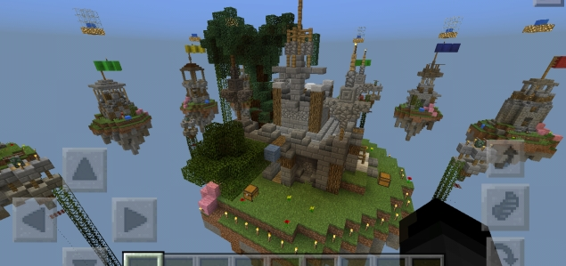 Castle Skywars